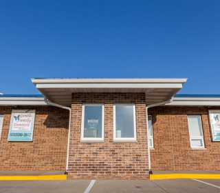 Exterior Photo of the Muscatine, IA Dental Office | Gentle Family Dentists