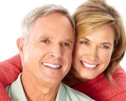 Sweet and Lovely Couple Smiling | Diabetics | West Liberty, IA and Muscatine, IA | Gentle Family Dentists