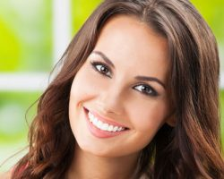 Woman with Whitened Teeth | West Liberty, IA and Muscatine, IA | Gentle Family Dentists