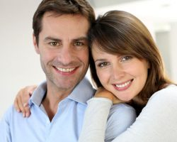 Sweet and Loving Couple | West Liberty, IA and Muscatine, IA | Gentle Family Dentists